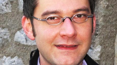 Künftiger Wallfahrtsseelsorger in Herrgottsruh Pater Sascha-Philipp Geißler