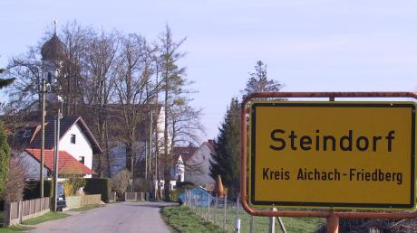 Die Verkehrsführung rund um Steindorf war ein Thema der Bürgerversammlung.