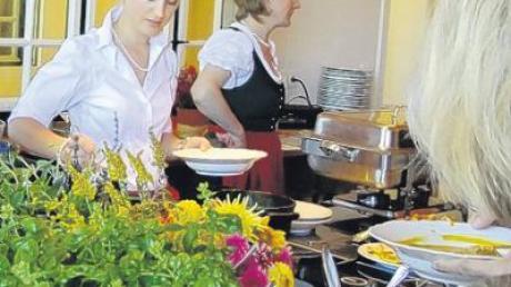 Schätze aus der Natur bietet am kommenden Samstag das Kräuterfest auf dem Schlossgut Odelzhausen.