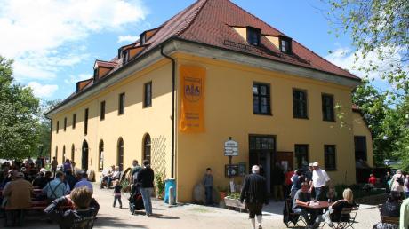 Die Furthmühle ist ein beliebtes Ausflugsziel gleich hinter der Landkreisgrenze.