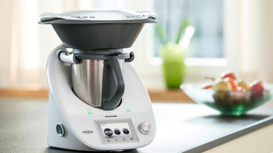 Thermomix im Test: Thermomix: Die Küchenmaschine, die alles kann ...