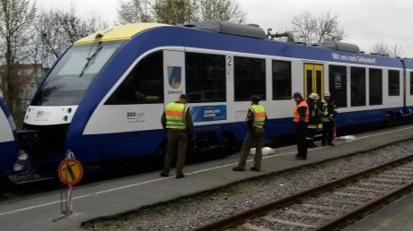 Gibt es doch noch ein bisschen Hoffnung für den 15-Minuten-Takt der Paartalbahn zwischen Augsburg und Friedberg?