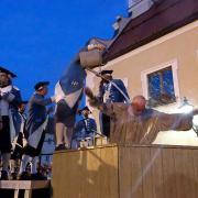 Zweiter Samstag beim historischen Altstadtfest Friedberger Zeit