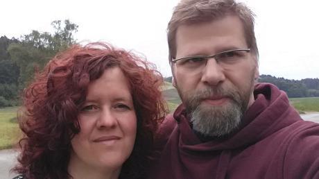 Monika und Thomas Malcher betreiben den Tierstadel im Adelzhauser Weiler Michelau.
