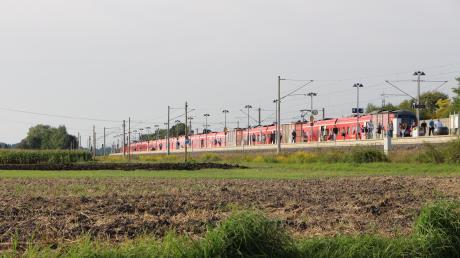 Tausende Meringer, die in Augsburg oder München arbeiten, sind auf gute Zugverbindungen angewiesen.