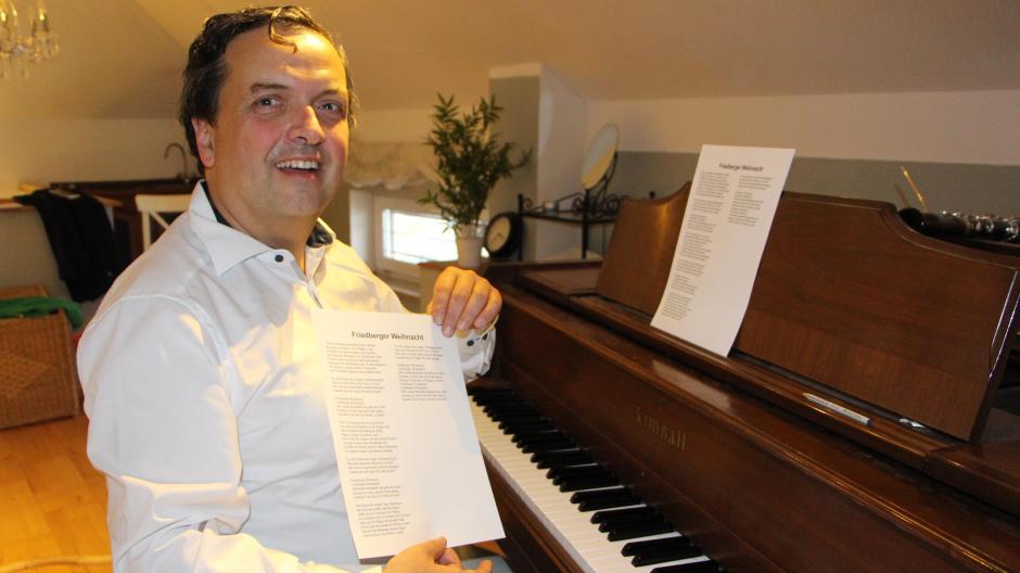 Musik in Friedberg: Heute hat das Friedberger Weihnachtslied ...