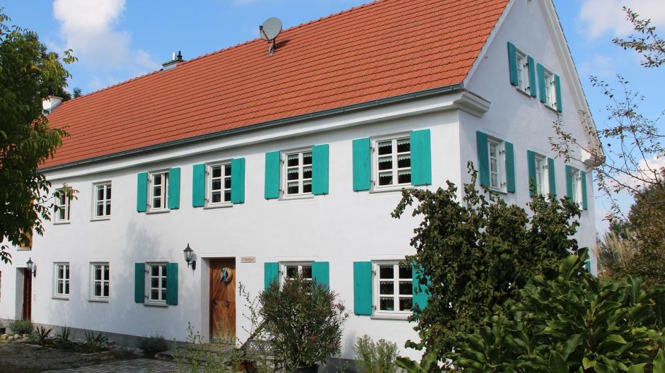 Denkmalschutz in Merching-Steinach: Ein Haus mit Charme und ...