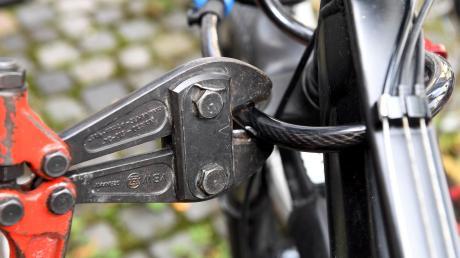 Im Raum Elchingen häufen sich die Fahrraddiebstähle.