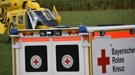 Neben Rettungsdiensten und Polizei waren auch die Feuerwehrenaus Dasing, Odelzhausen und Adelzhausen im Einsatz.