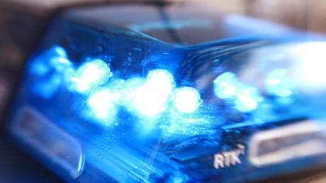 Rund 200 Euro Schaden verursachte ein Unbekannter an einem Motorrad in Neusäß.
