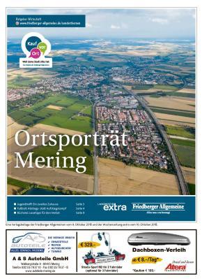 Ortsportrait Mering 2018