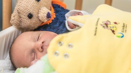 In Dirlewang sind in der letzten Zeit viele Babys auf die Welt gekommen.