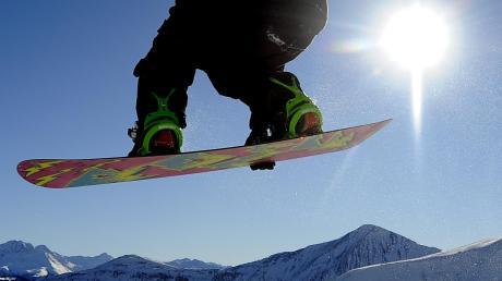 Auch Kurse für Snowboardfahrer gehören zum Winterprogramm der Skiabteilung des SC Eurasburg.