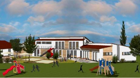 Die neue Kindertagesstätte ist eines der wichtigsten Projekte der Gemeinde Eurasburg in diesem Jahr.