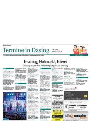 Termine in Dasing