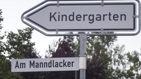 Der Kindergarten am Manndlacker in Baindlkirch wird erweitert.
