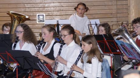 Auf eine fantasievolle Reise entführte der Musikverein Althegnenberg die Zuhörer bei seinem Frühjahrskonzert.