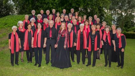 Die Chorgemeinschaft Merching beteiligt sich bei einem anspruchsvollen Musikprojekt und ist in drei Aufführungen zu hören.