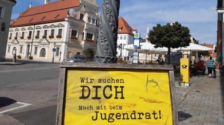 In anderen Städten haben Jugendparlamente massive Probleme, wie hier in Friedberg.