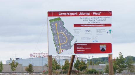 Die 21 Parzellen im Meringer Marktgemeinderat wollen klug vergeben sein. Denn so schnell wird in Mering kein weiteres Gewerbegebiet entstehen.