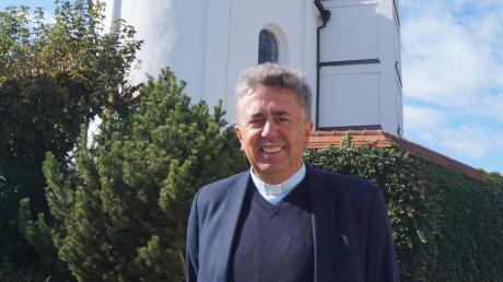 Anton Brandstetter wird am kommenden Sonntag als neuer Pfarrer in Ried eingeführt.