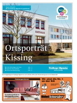Ortsporträt Kissing