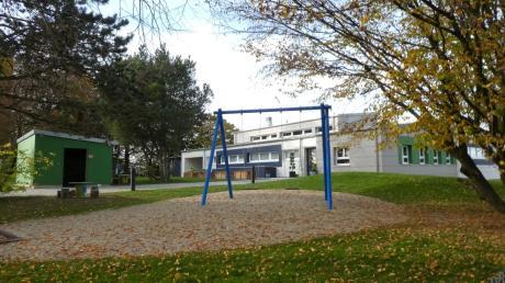 Der Kindergarten St. Christophorus in Friedberg wurde mit Millionenaufwand modernisiert und umgebaut. Jetzt fand die offizielle Einweihung statt. Foto: Thomas Goßner
