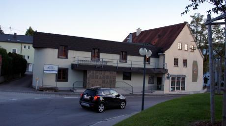 Um den Neubau des Papst-Johannes-Hauses geht es in der Meringer Gemeinderatssitzung am morgigen Donnerstag. (Archiv)