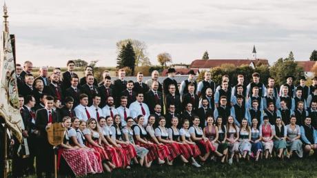 Der Merchinger Burschenverein feiert nächstes Jahr sein 110-jähriges Bestehen.