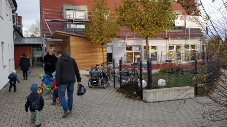 Ab April 2020 gelten neue Elternbeiträge für das Haus für Kinder St. Josef in Merching.