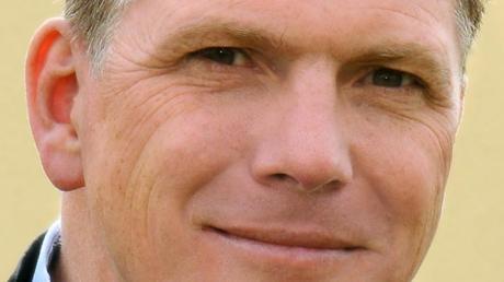 Markus Storch kandidiert in Merching für das Bürgermeisteramt.