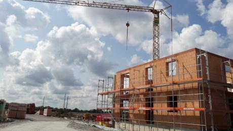 Bis zu fünf neue Wohnbaugebiete könnten in den kommenden Jahren in der Gemeinde Steindorf ausgewiesen werden.