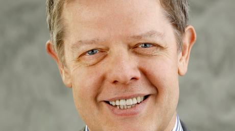 Helmut Luichtl will Bürgermeister von Merching werden.