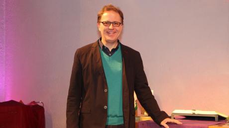 Steffen Schubert ist nicht länger Pfarrer in Kissing.