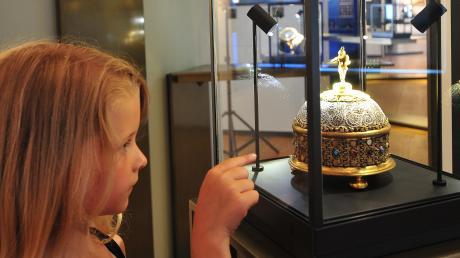 Die Uhrenabteilung ist das Herzstück des Museums Friedberg.