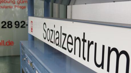 Für das Gebäude an der Hermann-Löns-Straße gibt es bei der Sozialstation bereits Pläne.