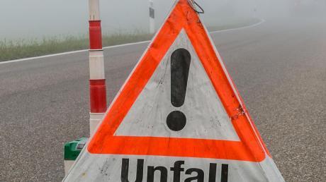 Ein Auffahrunfall hat sich auf der A7 bei Dettingen ereignet.