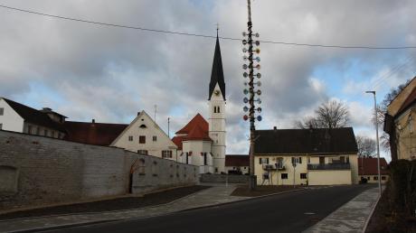 Die Gemeinde Schmiechen wird grüner.
