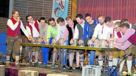 Bier, Bruder Barnabas, Blasmusik: Das Starkbierfest des Musikvereins hat wieder Potenzial für eine Gaudi.