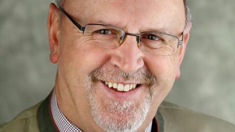 Paul Wecker möchte als Bürgermeister in Steindorf wiedergewählt werden.