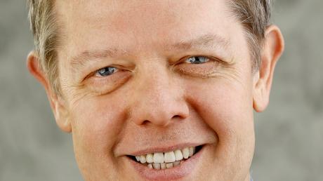 Helmut Luichtl will Bürgermeister in Merching werden.