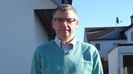 Werner Ernst aus Mering berät Menschen bei Arbeits- und Verkehrsunfällen.