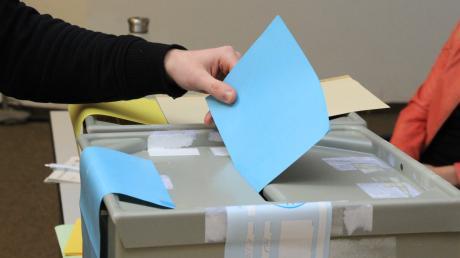 Mit 73,4 Prozent war die Wahlbeteiligung in Ried trotz der Coronakrise erstaunlich hoch.
