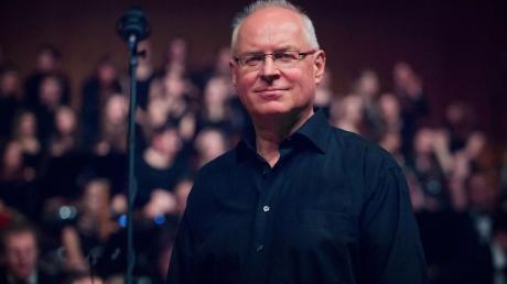 Der Meringer Dirigent Franz Bader bringt Filmmusik in die Konzertsäle.