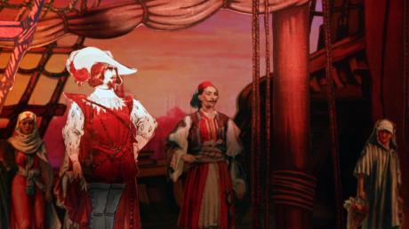 Noch im Januar dieses Jahres konnte das Papiertheater Multum in Parvo in Mering seine Aufführungen wie gewohnt halten. Doch Corona hat dem einen Riegel vorgeschoben. Nun überlegen die Verantwortlichen, wie der Neustart gelingen könnte.