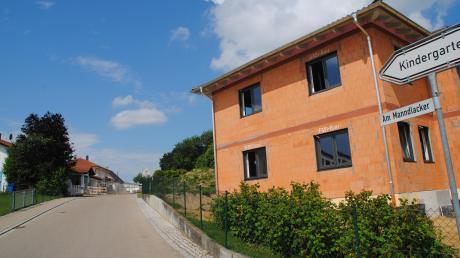 Im jüngsten Bauausschuss haben die Räte einen verkehrsberuhigten Bereich für den Manndlacker in Baindlkirch und eine Tempo-30-Zone vor dem Kindergarten beschlossen.