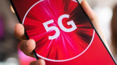 Der neue 5-G-Standard soll Daten in Echtzeit übertragen.