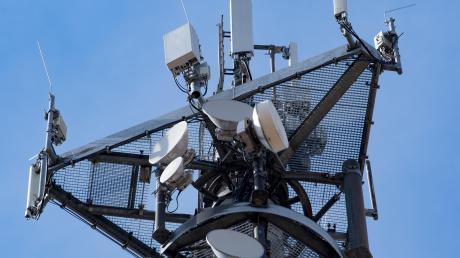 Mit der 5G-Technologie sollen die Daten durch den Äther flitzen. Auch im Wittelsbacher Land werden Funkmasten umgerüstet.