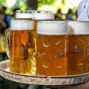 Die Corona-Inzidenz im Landkreis Aichach-Friedberg liegt stabil unter 100. Dadurch dürften bald auch wieder Biergarten-Besuche möglich sein.