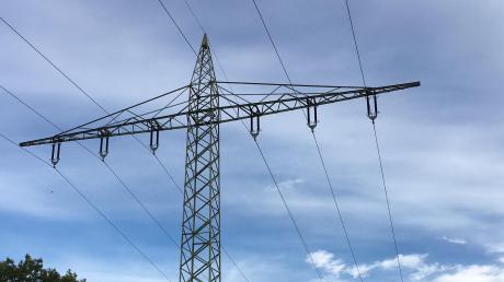 Im Zuge des Projekts der LVN könnten 31 Masten der bestehenden Freileitung zwischen Kissing und Merching vollständig abgebaut werden.